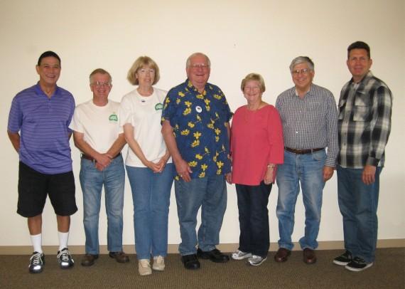 Board Members for 2014