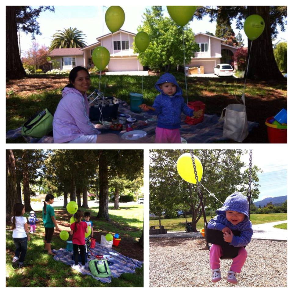 MFPA members & friends enjoy Picnic in the Park Day April 26th (6/6)