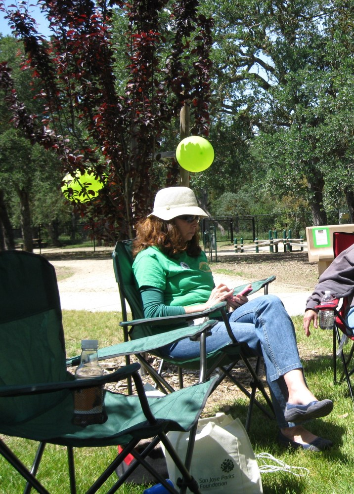 MFPA members & friends enjoy Picnic in the Park Day April 26th (5/6)