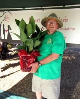 Plant winner Mike Kalashia