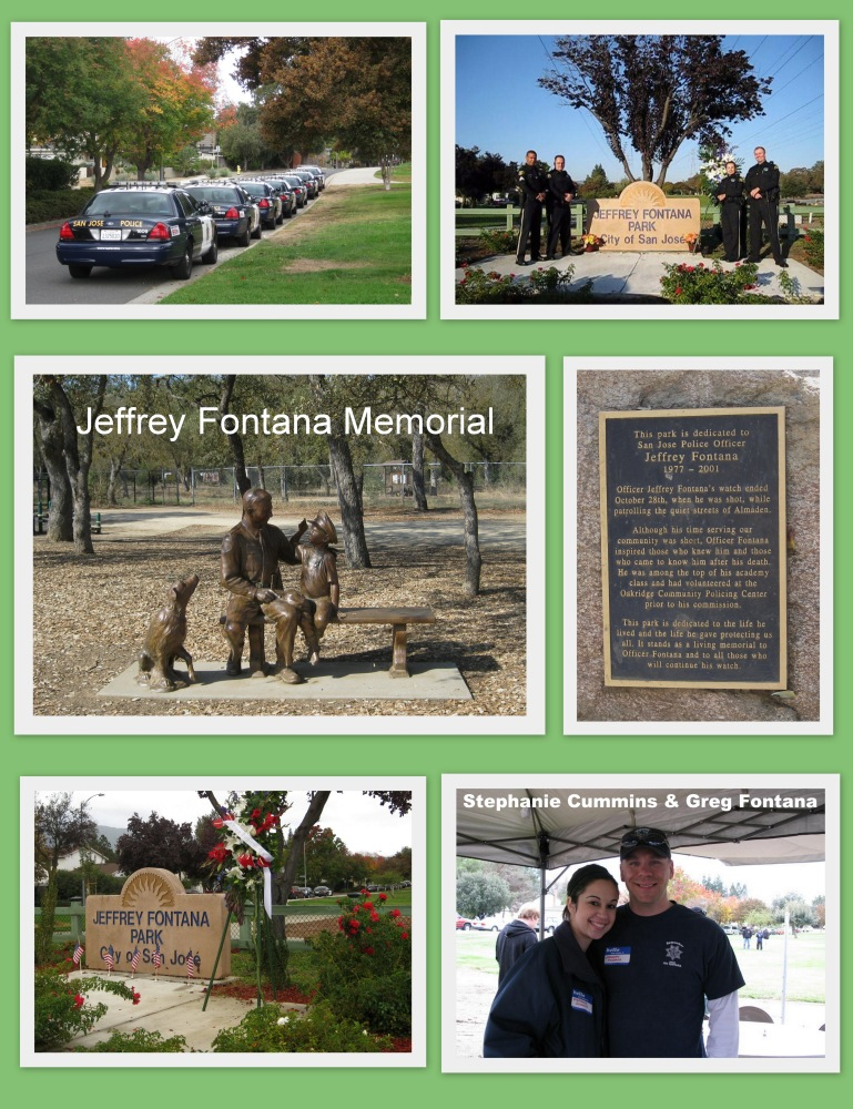 13th Anniversary Memorial for slain Officer Jeffrey Fontana