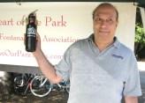 Winner of the Whole Foods Market $50 gift card & water bottle.
