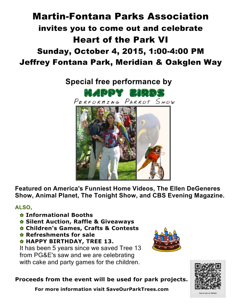 It's here:  Heart of the Park VI !