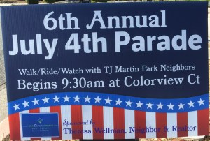 4th of July parade 7-4-16