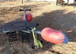 Broken Tot Lotequipment