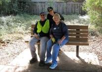 Patrick Pizzo, Sue Bowling, & Linda Wilson