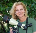 Lisa Myers of Los Gatos Bird Watchers