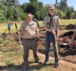 Scouts Brian Zayas & JasonGraves
